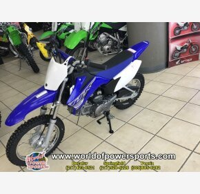 2019 Yamaha TT-R110E for sale 200650638