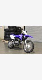 2019 Yamaha TT-R110E for sale 200695553