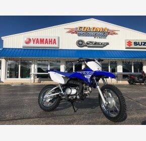 2019 Yamaha TT-R110E for sale 200708234