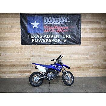 2019 Yamaha TT-R110E for sale 200800235