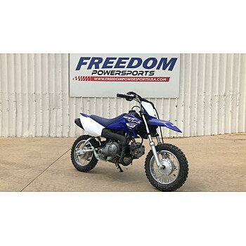 2019 Yamaha TT-R50E for sale 200721876