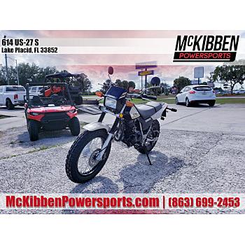 2019 Yamaha TW200 for sale 200818817