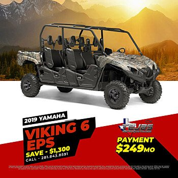 2019 Yamaha Viking for sale 200787847