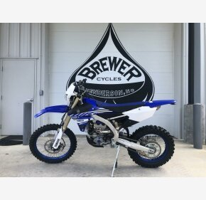 2019 Yamaha WR250F for sale 200800289