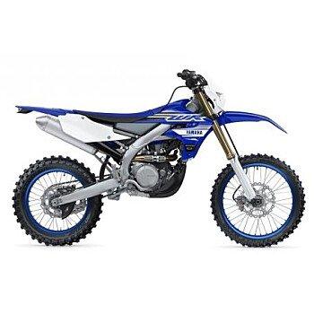 2019 Yamaha WR450F for sale 200645302