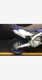 2019 Yamaha WR450F for sale 200714479