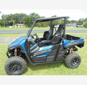 2019 Yamaha Wolverine 850 for sale 200646456