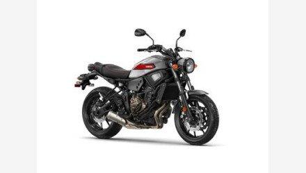 2019 Yamaha XSR700 for sale 200640527