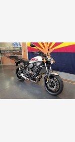 2019 Yamaha XSR700 for sale 200790141