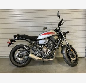 2019 Yamaha XSR700 for sale 200835266