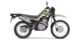 2019 Yamaha XT225 250 specifications