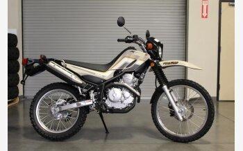 2019 Yamaha XT250 for sale 200592380