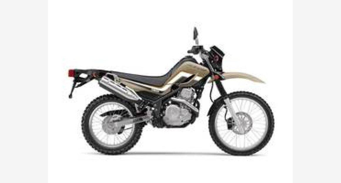 2019 Yamaha XT250 for sale 200647062
