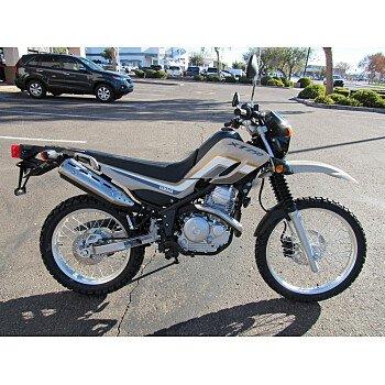 2019 Yamaha XT250 for sale 200647141