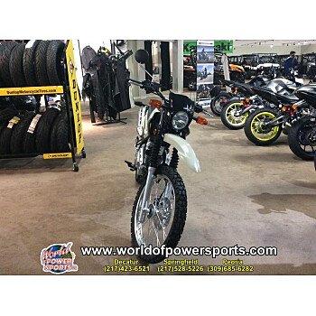 2019 Yamaha XT250 for sale 200652109