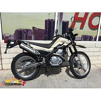 2019 Yamaha XT250 for sale 200696540