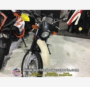 2019 Yamaha XT250 for sale 200637330