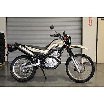 2019 Yamaha XT250 for sale 200729938