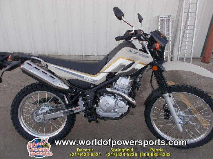 2019 Yamaha XT250 for sale near Decatur, Illinois 62526