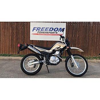 2019 Yamaha XT250 for sale 200832336