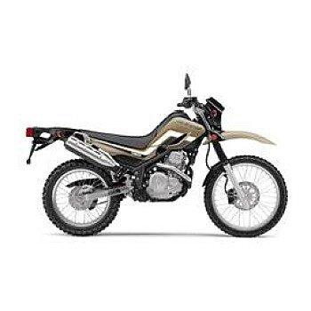 2019 Yamaha XT250 for sale 200832374