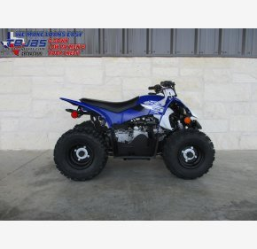 2019 Yamaha YFZ50 for sale 200770545