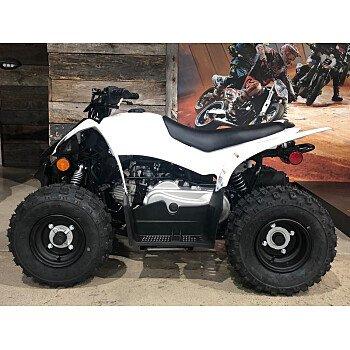 2019 Yamaha YFZ50 for sale 200792592