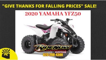 2019 Yamaha YFZ50 for sale 200821853