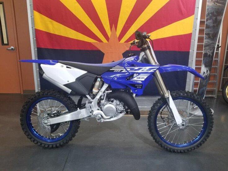 2019 Yamaha YZ125 for sale near Chandler, Arizona 85286