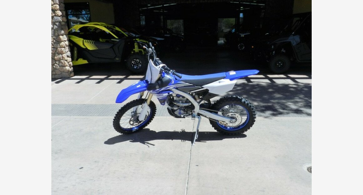 2019 Yamaha YZ250F for sale 200597449