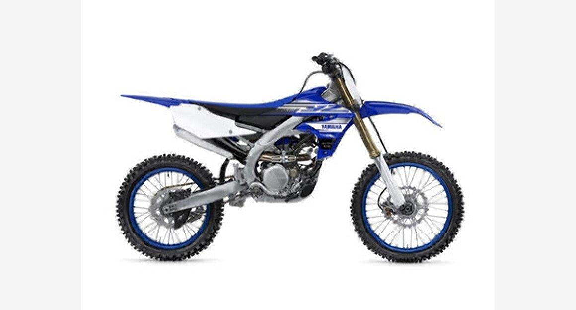 2019 Yamaha YZ250F for sale 200603406