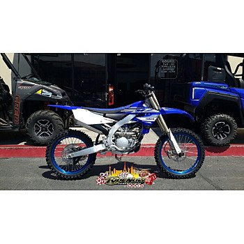 2019 Yamaha YZ250F for sale 200605541