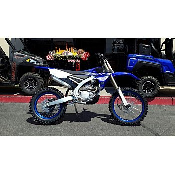 2019 Yamaha YZ250F for sale 200605543