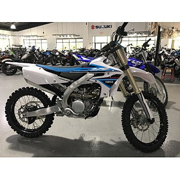 2019 Yamaha YZ250F for sale 200609394