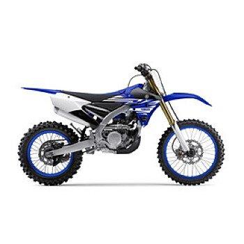 2019 Yamaha YZ250F for sale 200614211