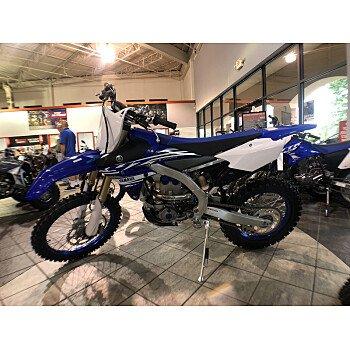 2019 Yamaha YZ250F for sale 200614246