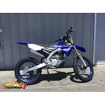 2019 Yamaha YZ250F for sale 200628604
