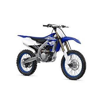 2019 Yamaha YZ250F for sale 200651896
