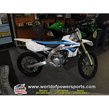2019 Yamaha YZ250F for sale 200698103
