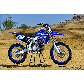 2019 Yamaha YZ250F for sale 200648658