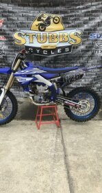 2019 Yamaha YZ250F for sale 200725464