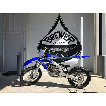 2019 Yamaha YZ250F for sale 200813916