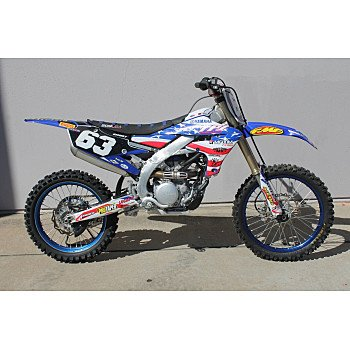 2019 Yamaha YZ250F for sale 200816845