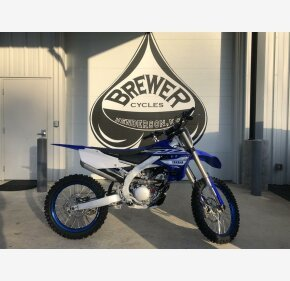 2019 Yamaha YZ250F for sale 200827678