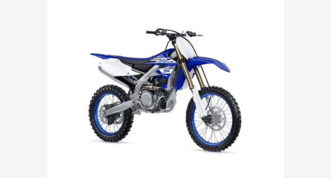 2019 Yamaha YZ450F for sale 200610774