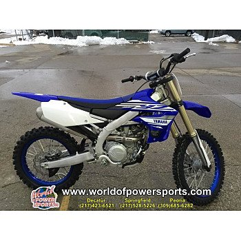 2019 Yamaha YZ450F for sale 200655387