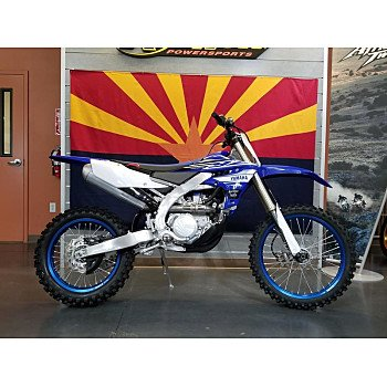 2019 Yamaha YZ450F for sale 200656852