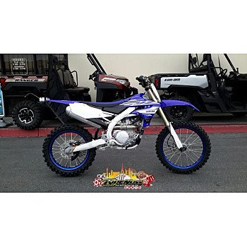 2019 Yamaha YZ450F for sale 200663126
