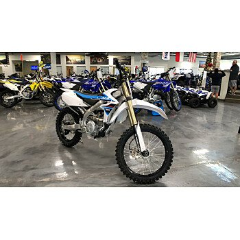 2019 Yamaha YZ450F for sale 200679302