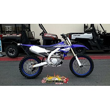 2019 Yamaha YZ450F for sale 200686652